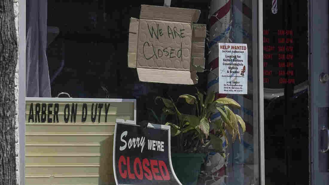 1.9 million New Yorkers left jobless during coronavirus pandemic