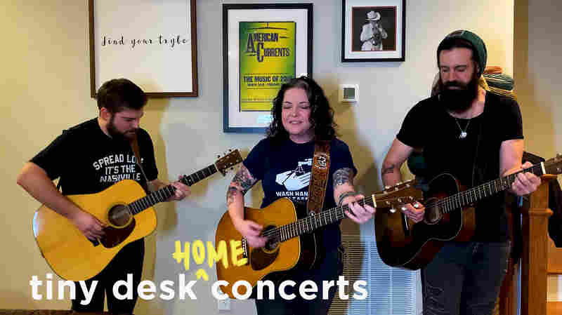 Ashley McBryde: Tiny Desk (Home) Concert