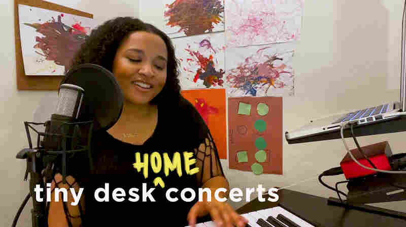Alex Isley: Tiny Desk (Home) Concert