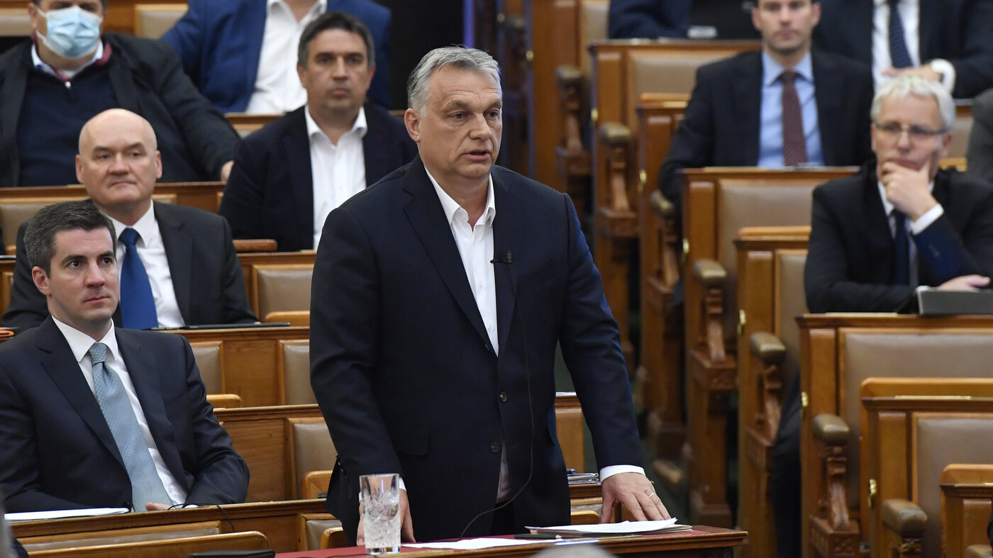 European Parliament Lawmakers Demand Punishment For Hungary Over Emergency Powers thumbnail