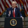 Trump adota abordagem 'America First' para aumentar o estoque médico