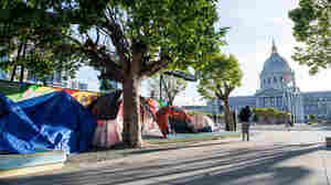 San Francisco Shifts From Trashing Homeless Camps To Sanctioning Them Amid COVID-19