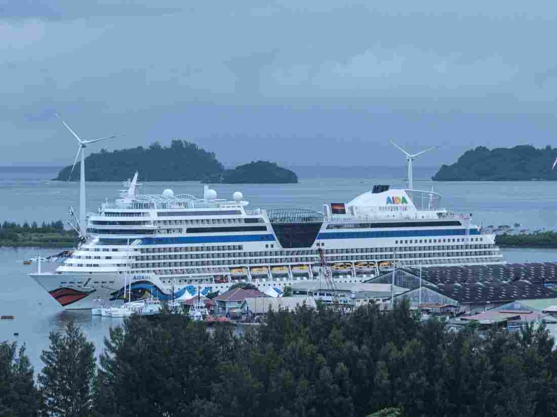 Seychelles Bans Cruise Ships Until 2022 Out Of Coronavirus Fears
