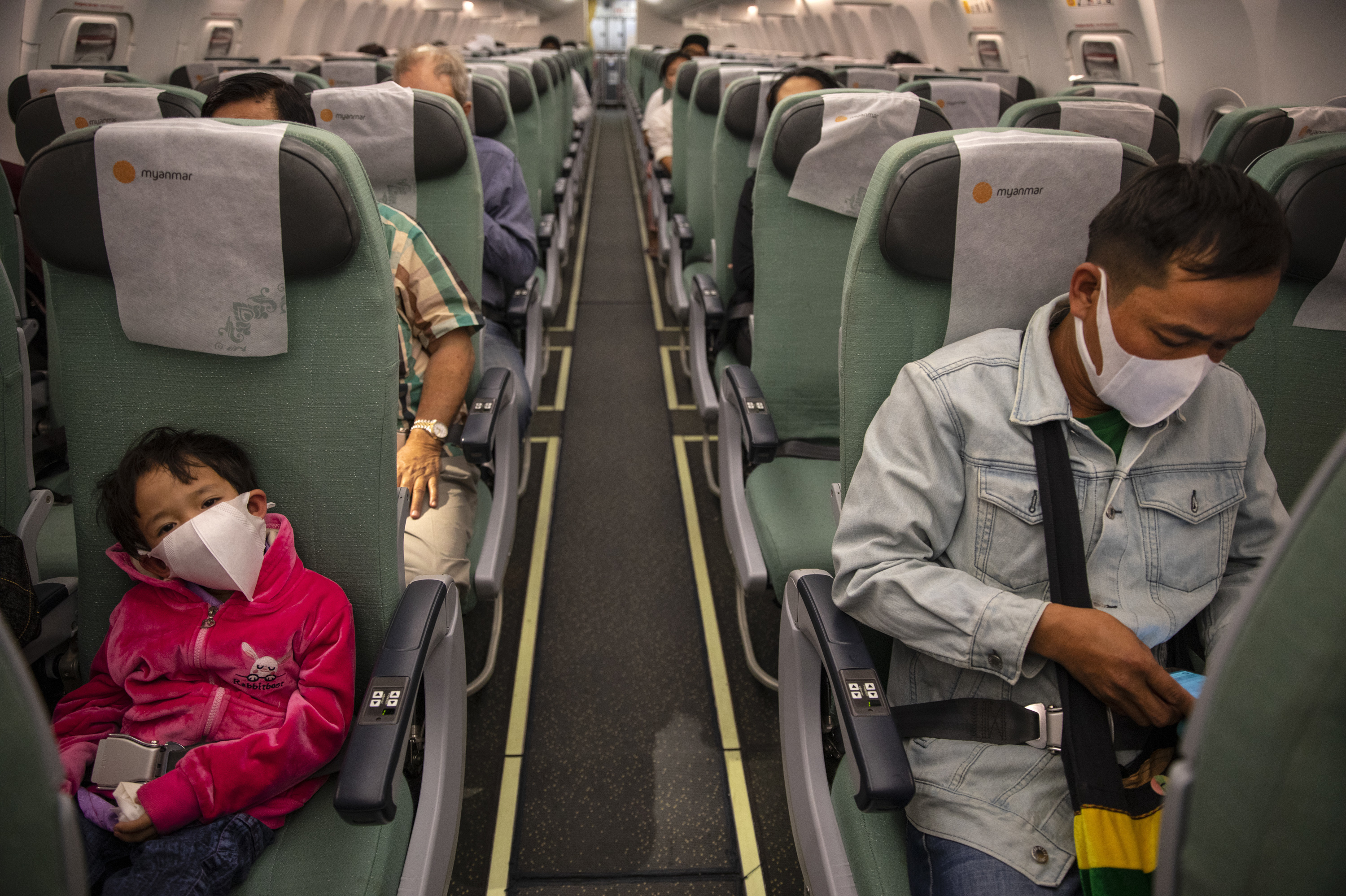 Pax Is This How Airplane Seats Will Look After Covid 19