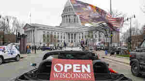 Mayor Of Madison Calls Decision To Overturn Wisconsin Stay-At-Home Order 'Outrageous'