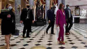 House Passes $3 Trillion Coronavirus Relief Bill That Has Dim Future