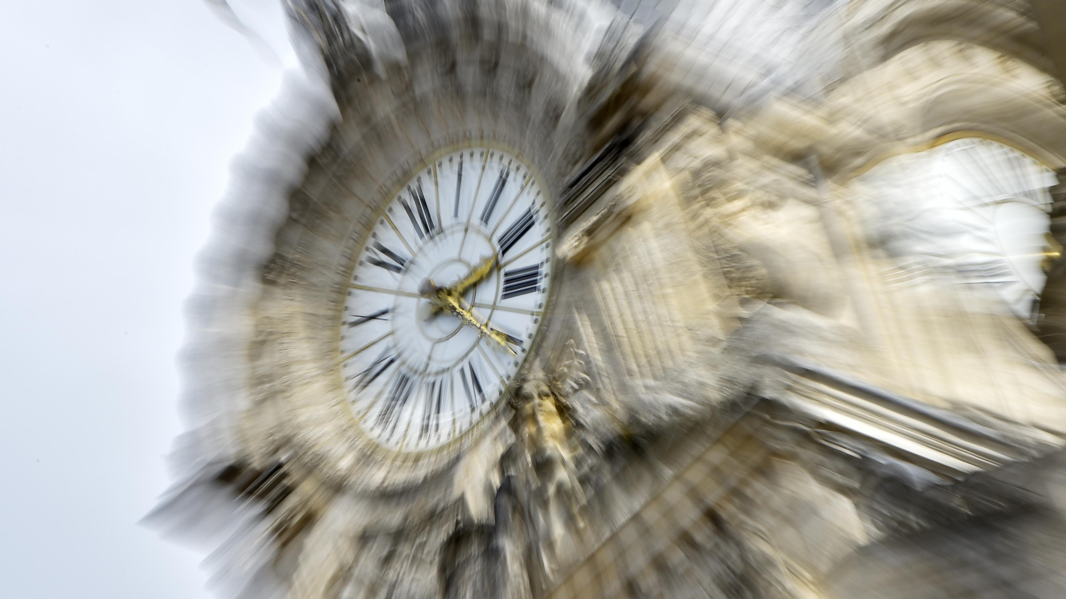 The Pandemic Time Warp : Short Wave : NPR