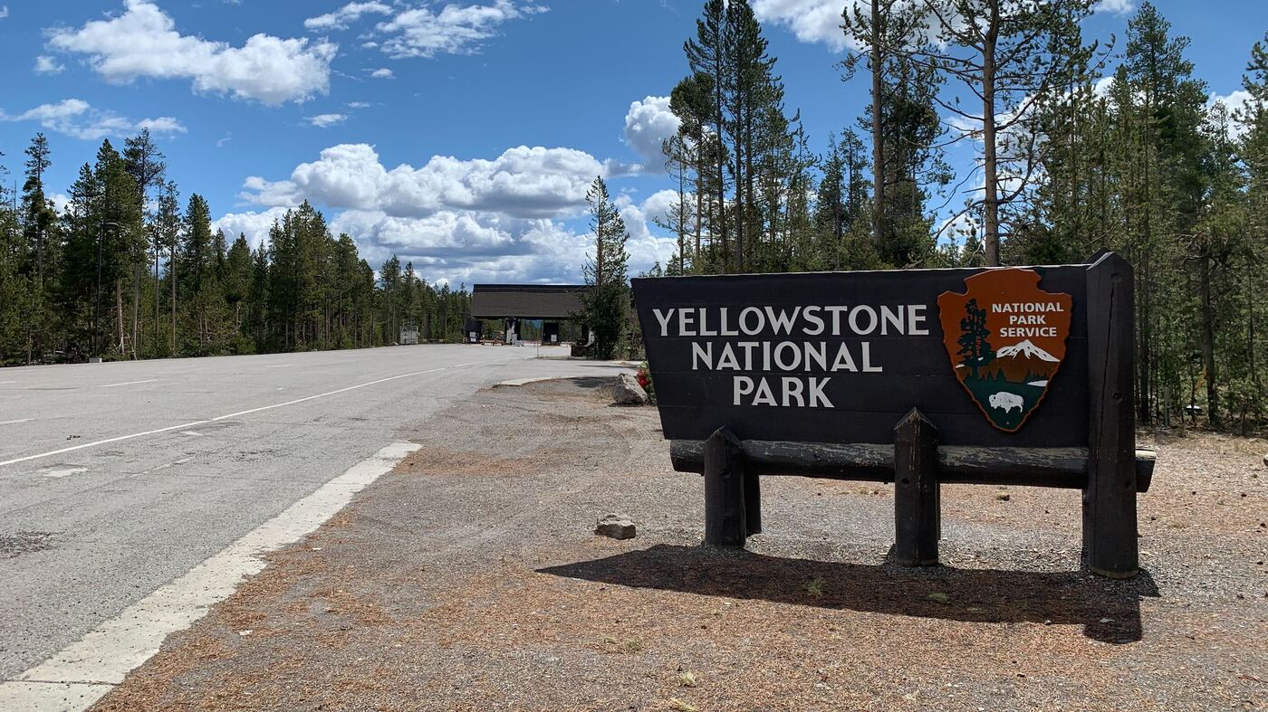Yellowstone National Park Set To Reopen — But With Caveats