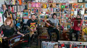 Lankum: Tiny Desk Concert