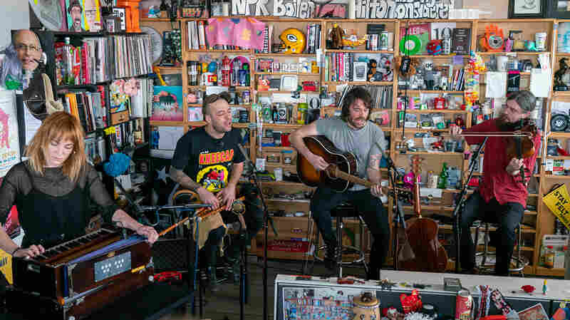 Lankum: Tiny Desk Concert
