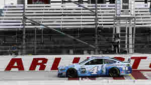 Kevin Harvick Wins As NASCAR Returns Without Fans