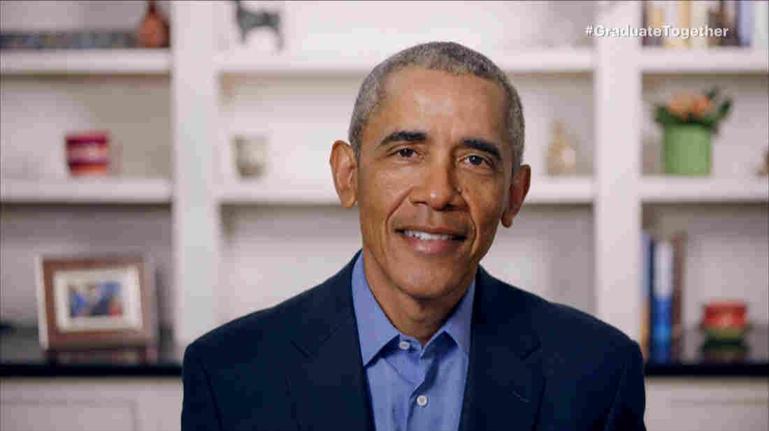 Obama Criticizes Coronavirus Response & Talks Ahmaud Arbery Shooting at Commencement Address