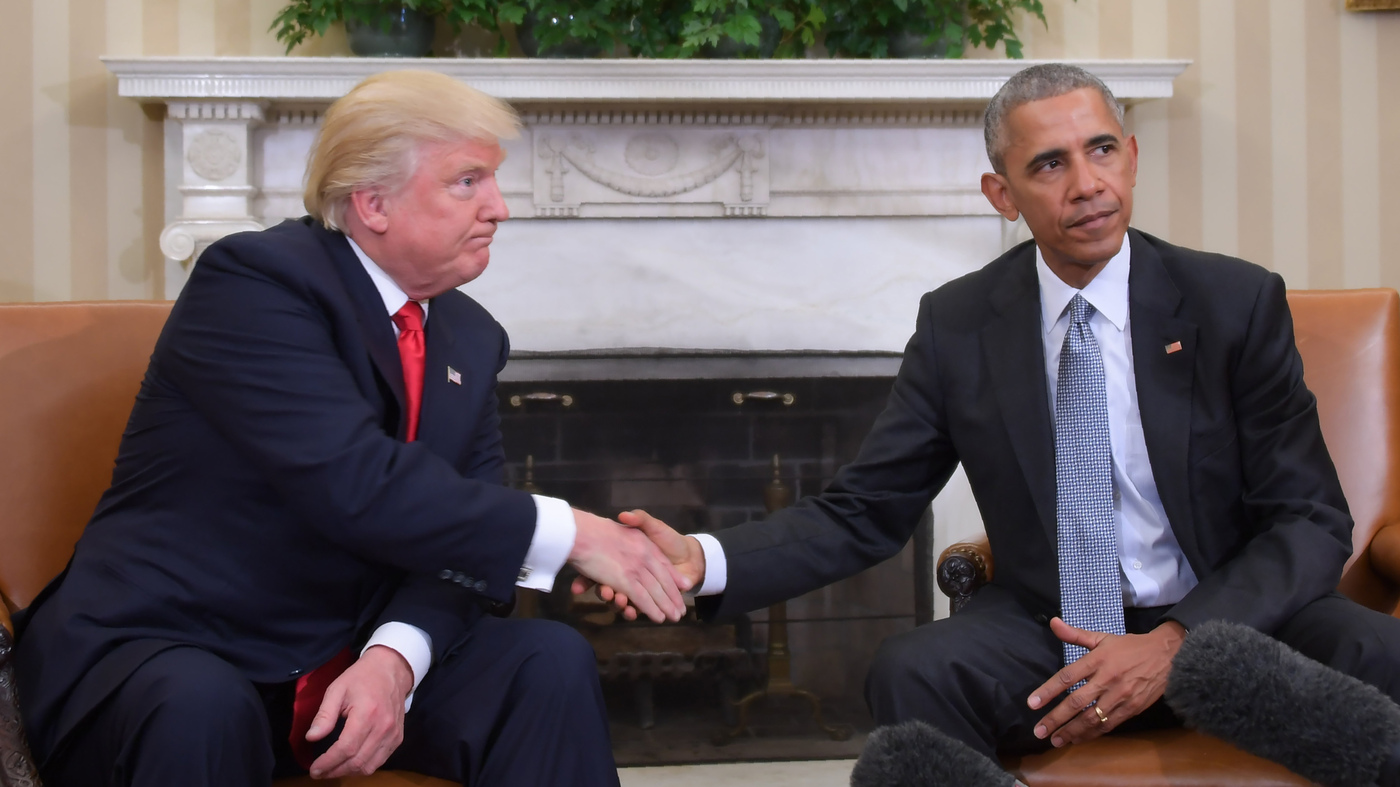 Trump Wants Fight With Obama — 'Careful What You Wish For'?