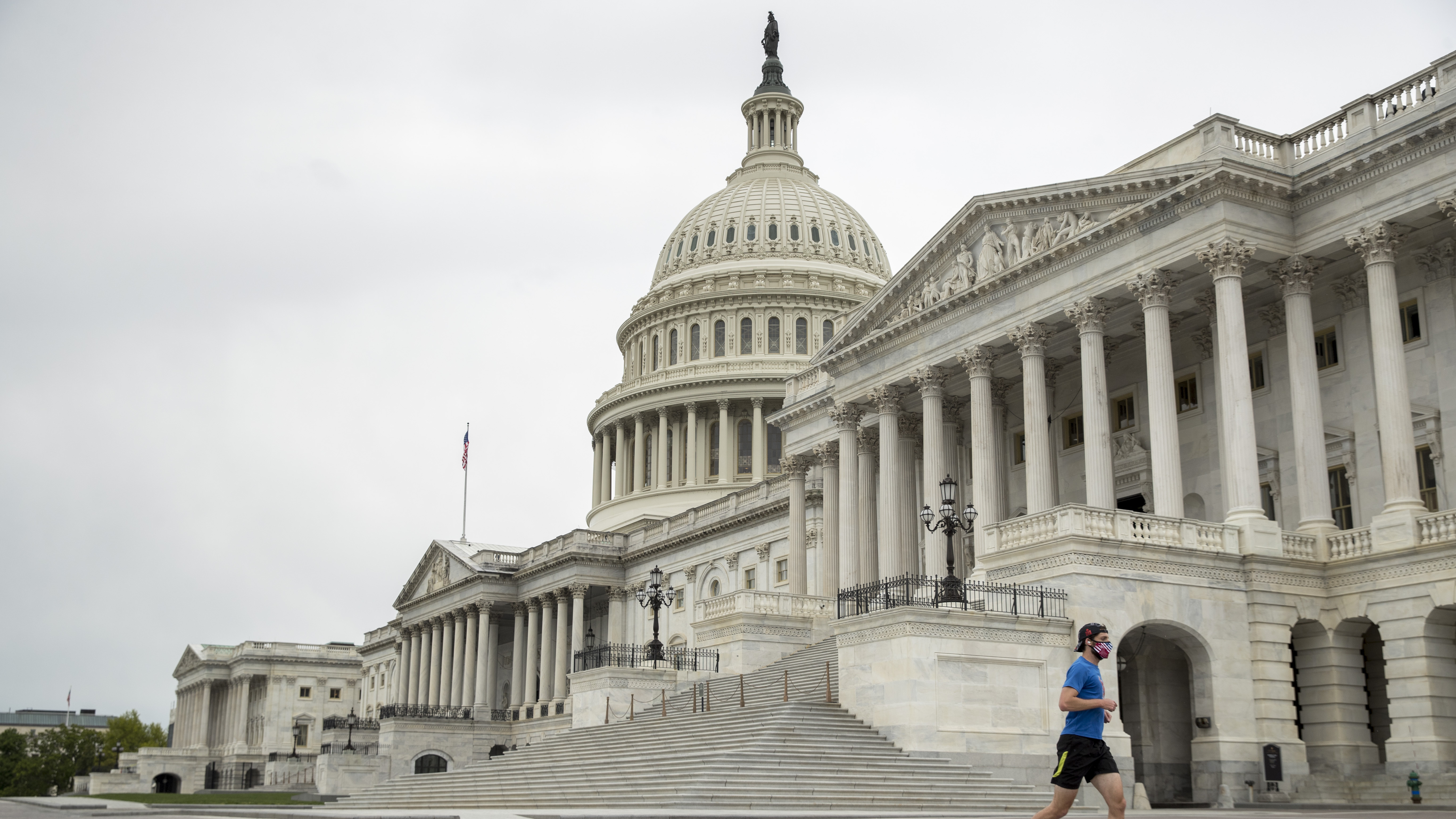 The Senate Banking Committee on Tuesday heard testimony about coronavirus economic relief efforts from Treasury Secretary Steven Mnuchin and Federal Reserve Chairman Jerome Powell.