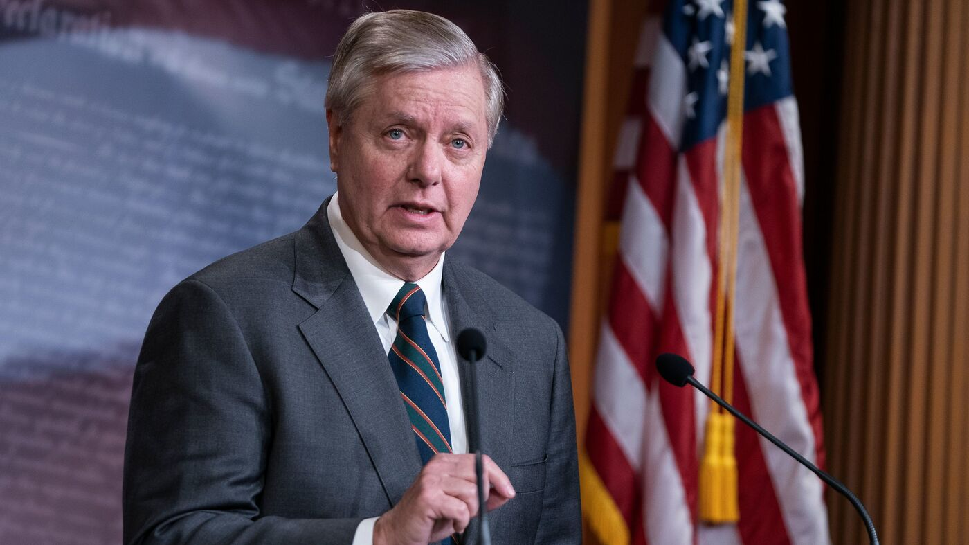 Lindsey Graham Wants To Know Who 'Unmasked' Trump's Teams – NPR