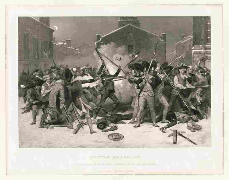 The Boston Massacre was a confrontation between British soldiers and American colonists that left five dead on March 5, 1770. Samuel Adams used the event as effective propaganda for his cause.