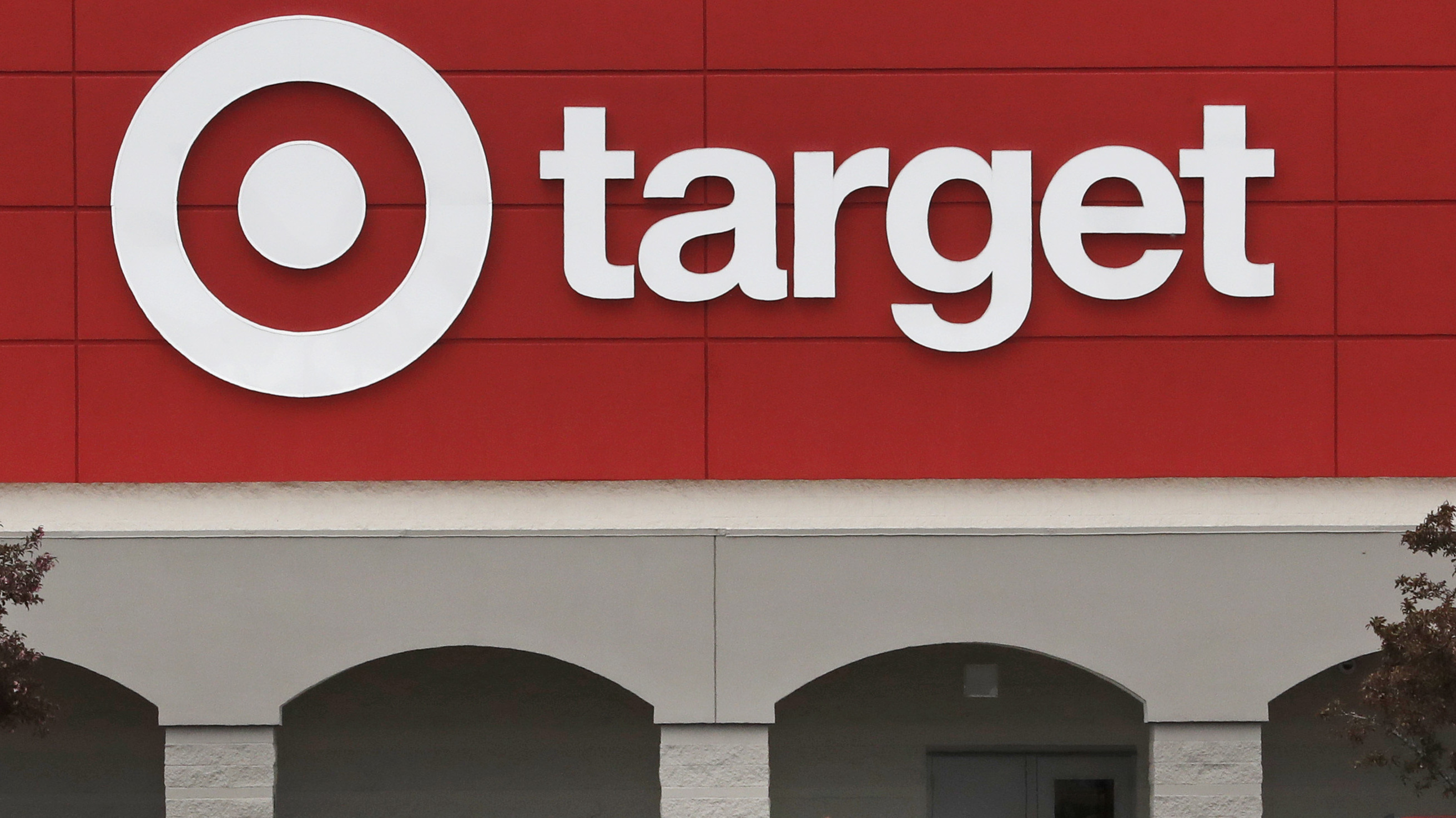 Target said it relied on its physical stores to fill 80% of online sales in the past three months.