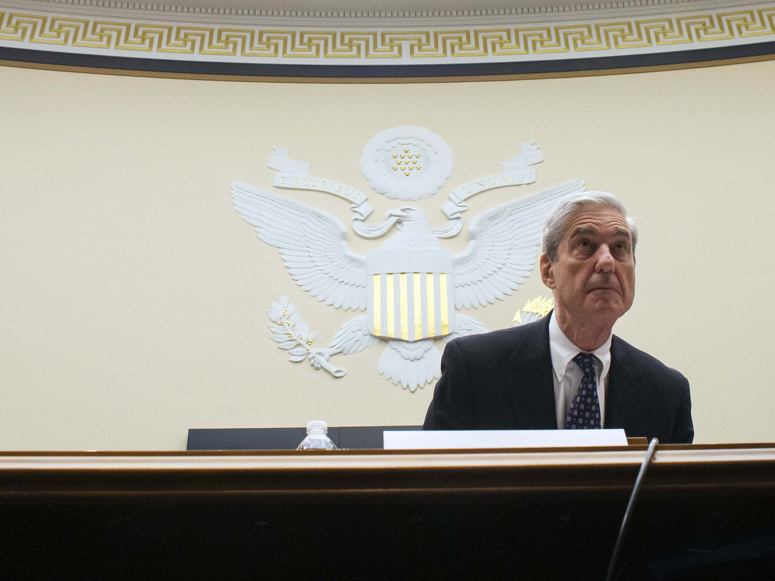 Supreme Court Temporarily Blocks House Request For Mueller Grand Jury Evidence