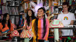 Raveena's 5 Favorite Tiny Desk Concerts