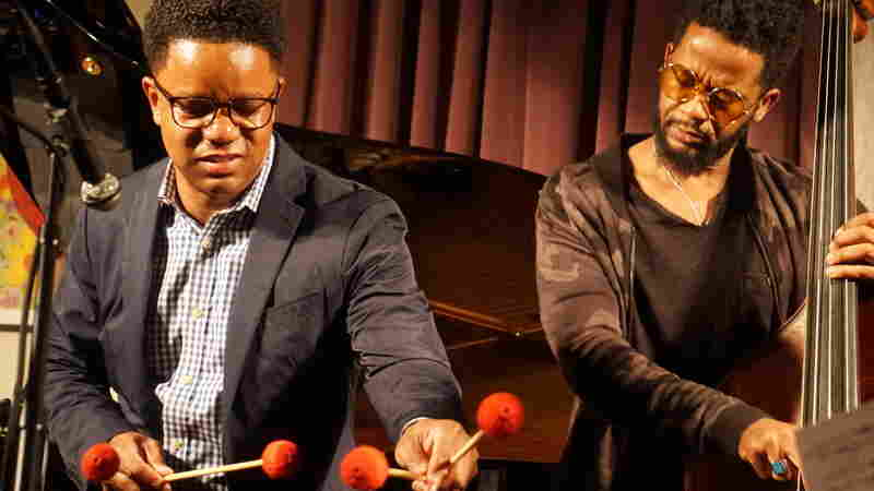 Stefon Harris: A Generation's Preeminent Voice Of The Vibraphone