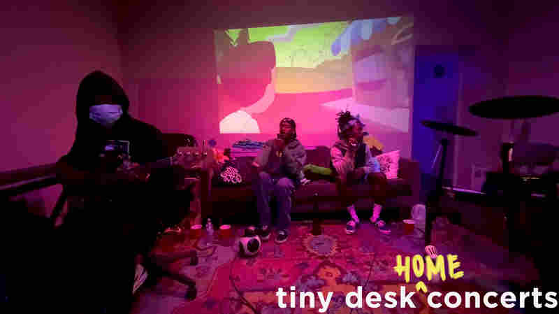 Buddy And Kent Jamz: Tiny Desk (Home) Concert