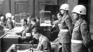 Remembering Her Father, A WWII Veteran Who Stood Guard At The Nuremberg Trials