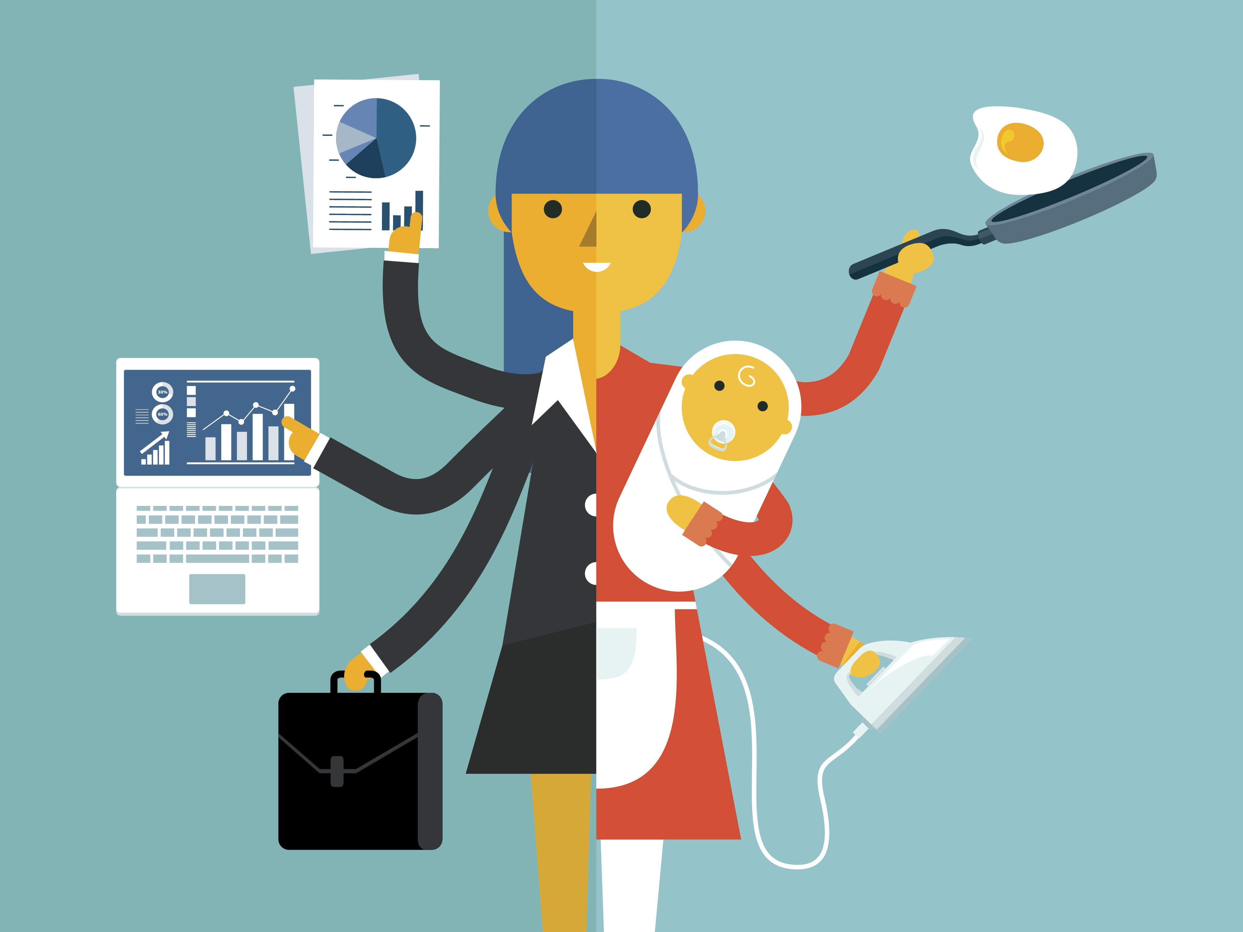 Ilustrasi: Masa Depan Perempuan. Sumber: Google.com