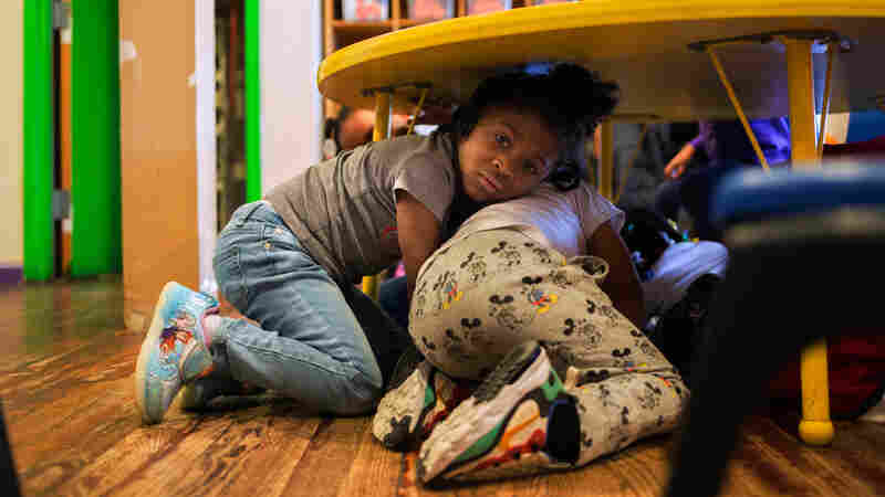 Teaching Kids To Hide From Gunfire: Safety Drills At Day Care And At Home