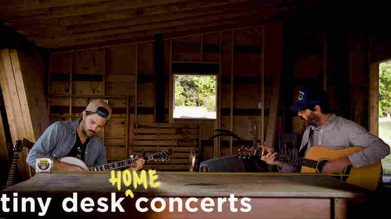 Clem Snide With Scott Avett: Tiny Desk (Home) Concert