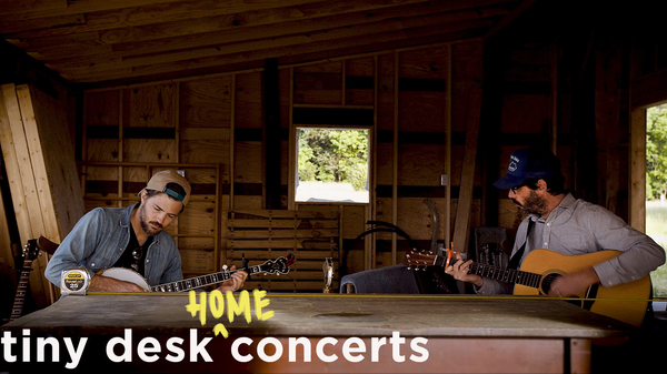 Clem Snide with Scott Avett play a Tiny Desk (Home) concert.