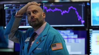 Stocks Are Up But The Economy's Down