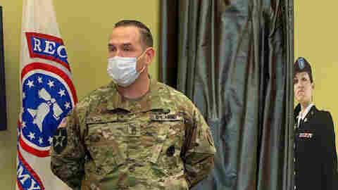 Army Scales Back In-Person Recruiting, Deploys Virus Testing Before Basic Training