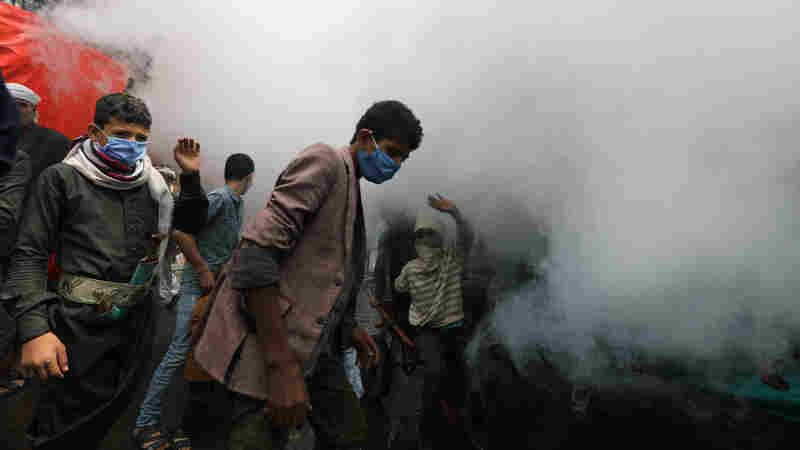 Coronavirus Stalks The Country With The World's Worst Humanitarian Crisis