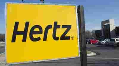 Rental Car Giant Hertz Files For Bankruptcy Protection