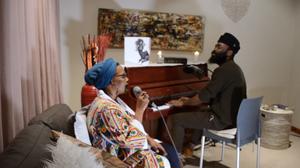 Nduduzo Makhathini And Omagugu Makhathini: Alone Together Duets