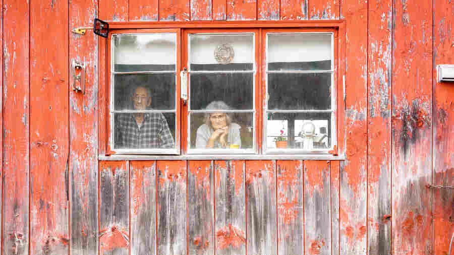 Scenes Of Isolation Amid Pandemic In The Vermont Countryside