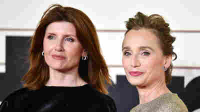 Sharon Horgan And Kristin Scott Thomas' 'Military Wives' Out On Hulu