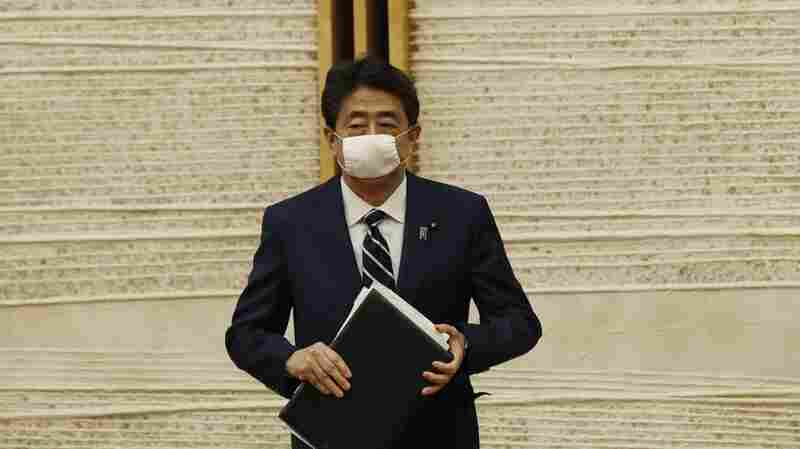 Japan's Shinzo Abe Lifts Coronavirus State Of Emergency As Critics Swarm