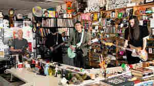 Wire: Tiny Desk Concert