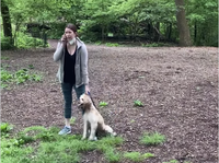 Video of Amy Cooper calling the police Monday on a man has gone viral on social media. The man says he asked Cooper to put her dog on a leash in New York's Central Park.