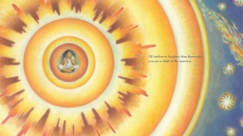This Bedtime Book Helps Kids Find Their Place In The 'Universe'