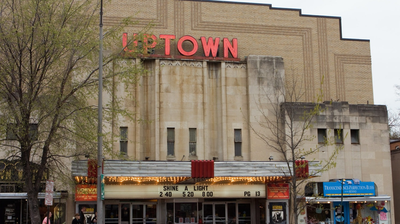 Some Washingtonians Are Trying To Make Uptown Theater A Historic Landmark
