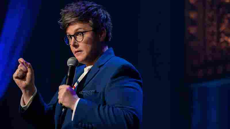 Autism Spectrum Diagnosis Helped Comic Hannah Gadsby 'Be Kinder' To Herself