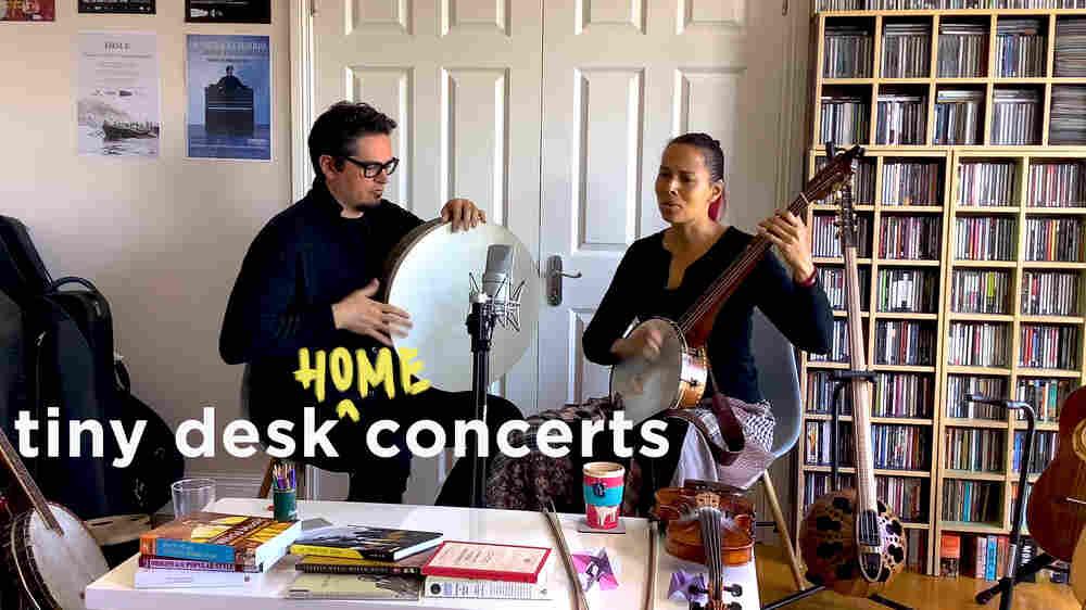 Rhiannon Giddens And Francesco Turrisi: Tiny Desk (Home) Concert