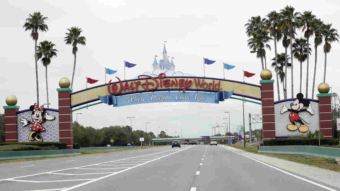 Walt Disney World Targets July Reopening for Orlando Theme Parks, Resorts
