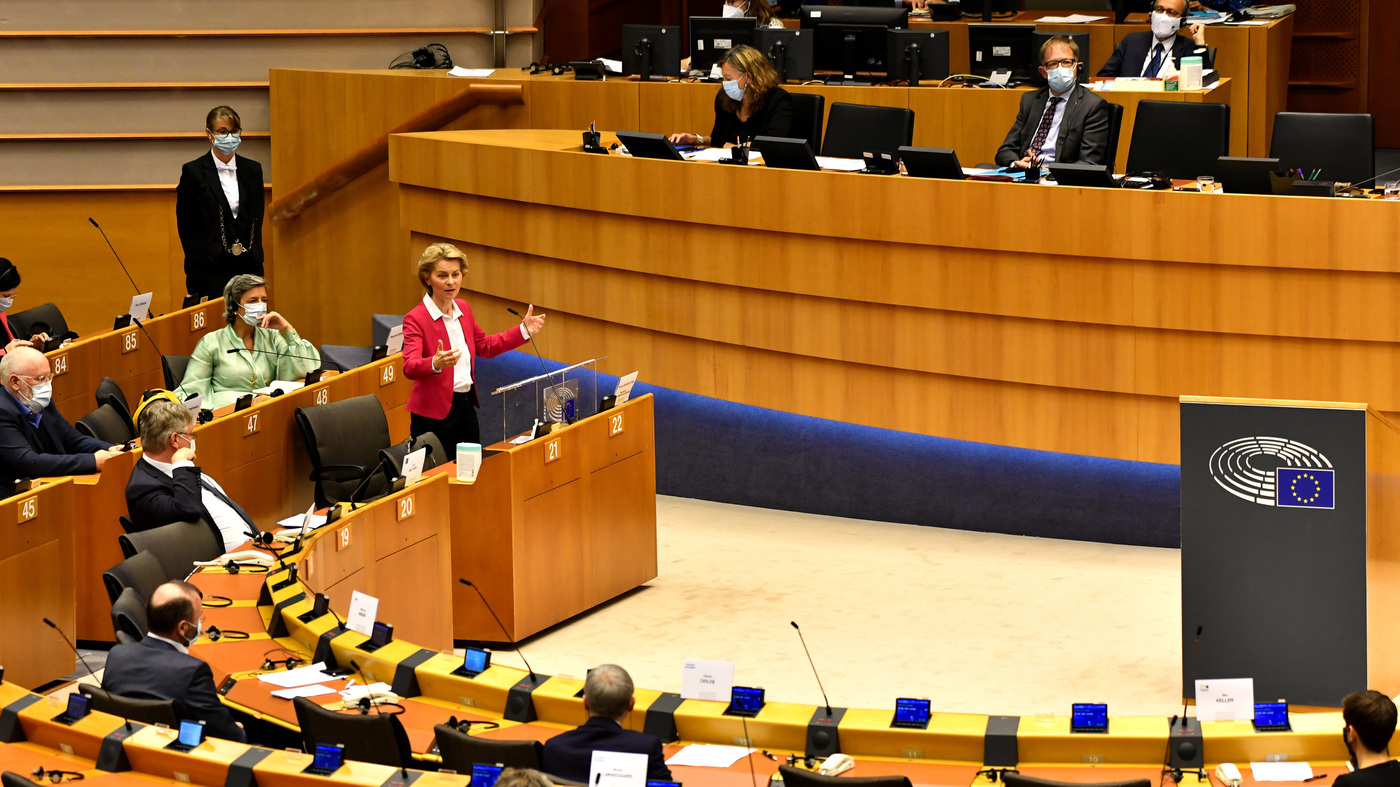European Union Plans $825 Billion Coronavirus Recovery Fund