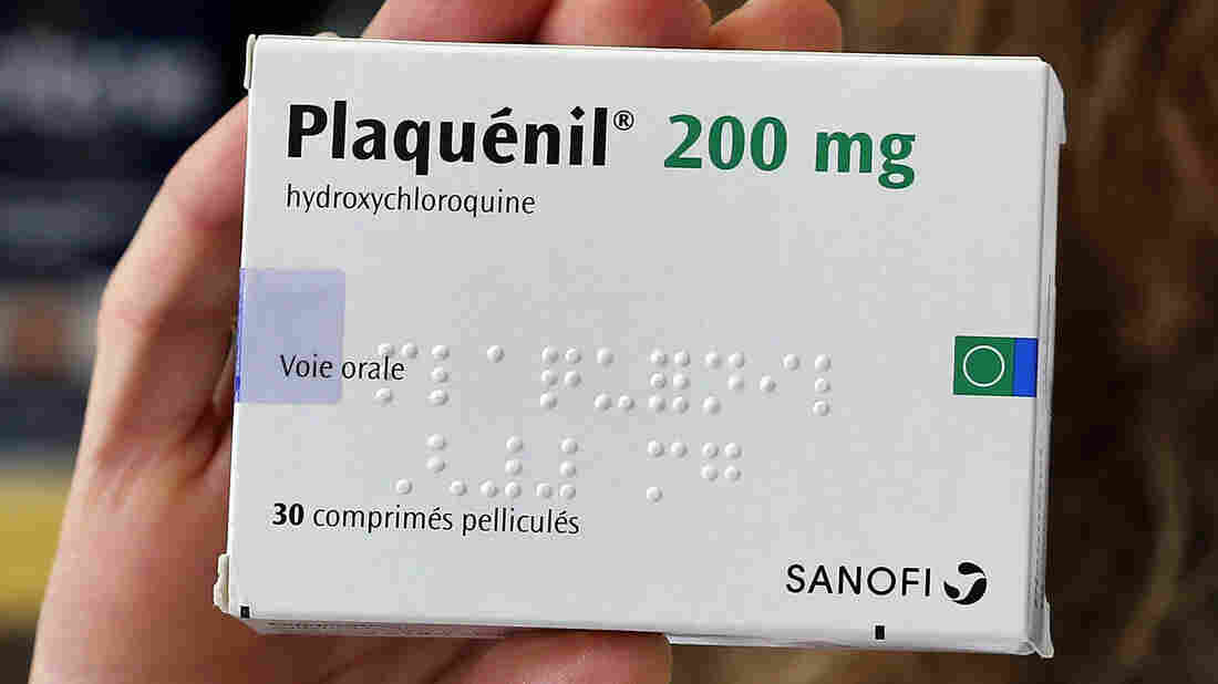 France bans hydroxychloroquine as a treatment for Covid-19 patients