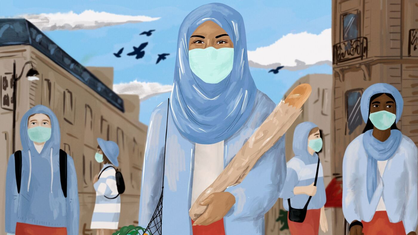 From Niqab To N95