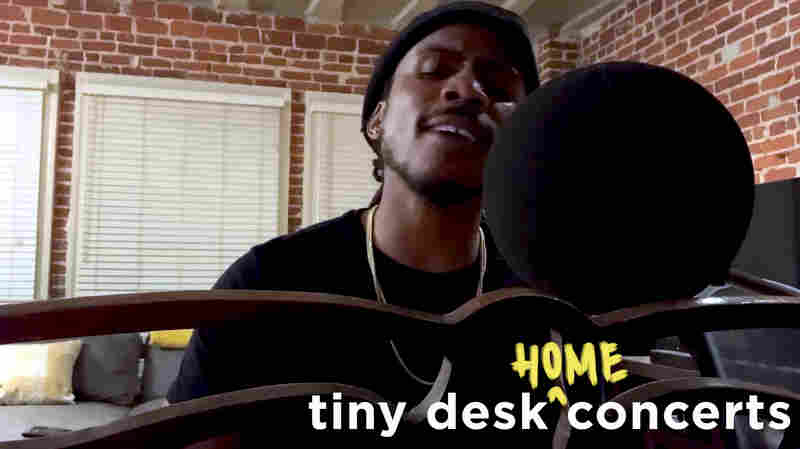 D Smoke: Tiny Desk (Home) Concert