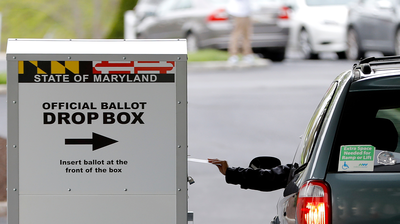 Here's How To Vote In Maryland's June 2 Primary Election